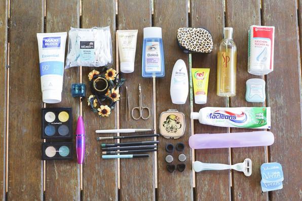Kati's Weltreise - Hygieneartikel