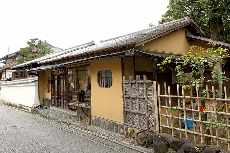 Teehaus in Gion - Kyoto