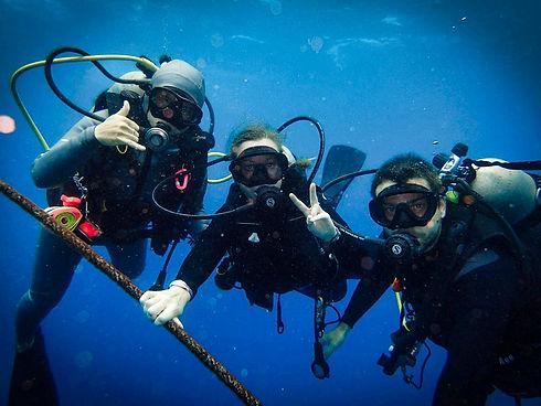 Wir tauchen in Palau