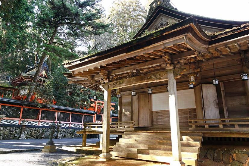 Tempel in Koya-San