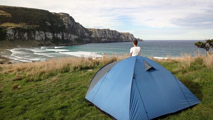 Catlins Campingplatz