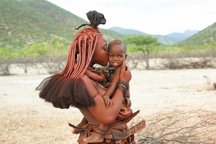 Himba Liebe - Namibia