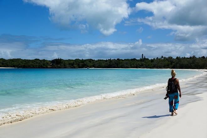 Menschenleerer Strand, Isle of Pines - Neukaledonien