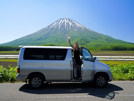 Mit dem Campervan durch Japan: Alle Tipps