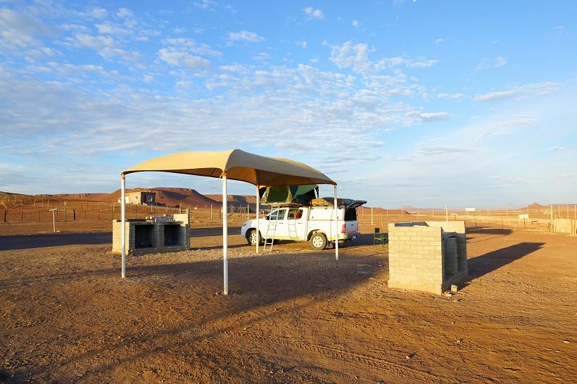 Sprinkbokwater Gate Camp - Namibia