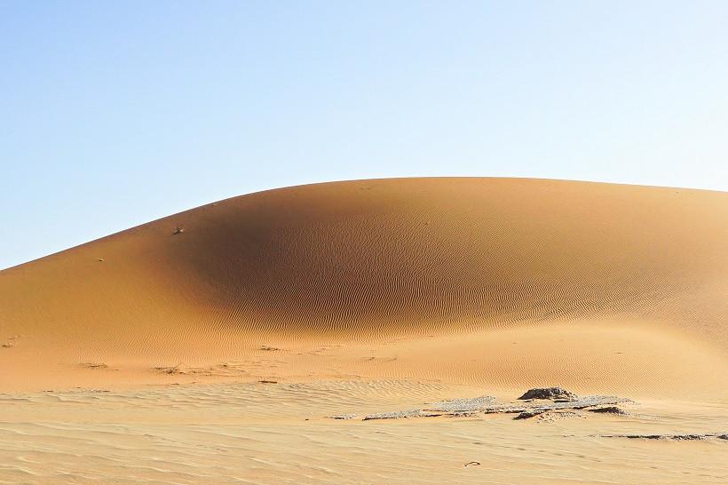 Sanddüne in Sossusvlei - Namibia