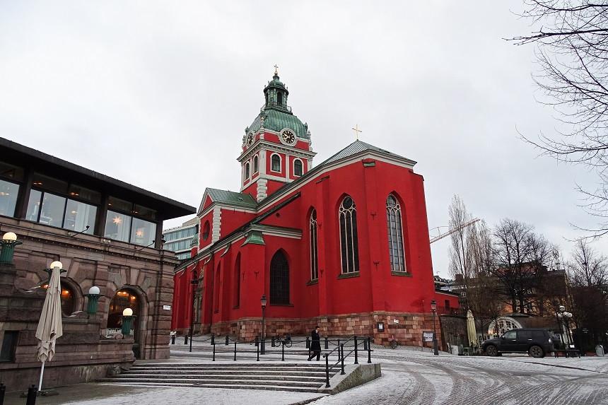 Jakobskirche - Stockholm