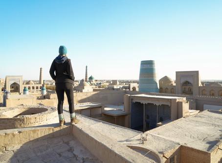 Khiva Sehenswürdigkeiten: Die Oasenstadt an der alten Seidenstraße