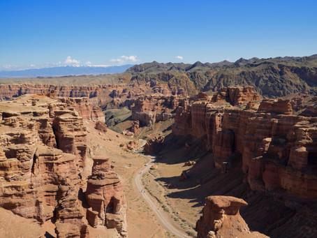 Charyn Canyon: Wissenswertes und Tipps für deine Reise