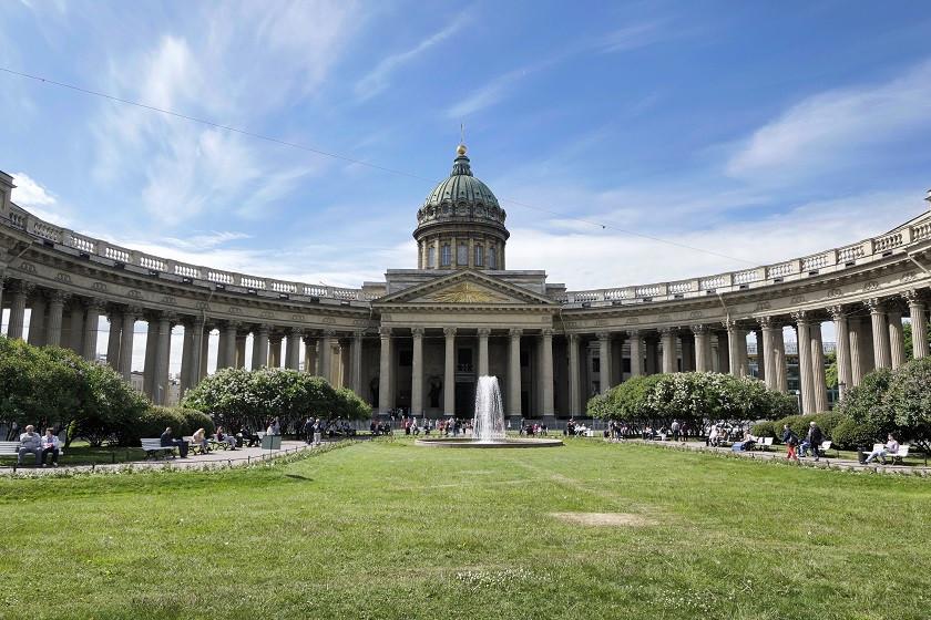 Kasaner Kathedrale - Sankt Petersburg
