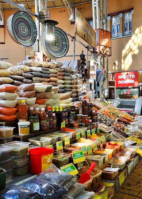 Markt in Kiew