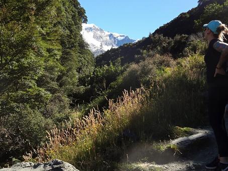 Neuseeland Wanderungen: Rob Roy Gletscher & Ben Lomond