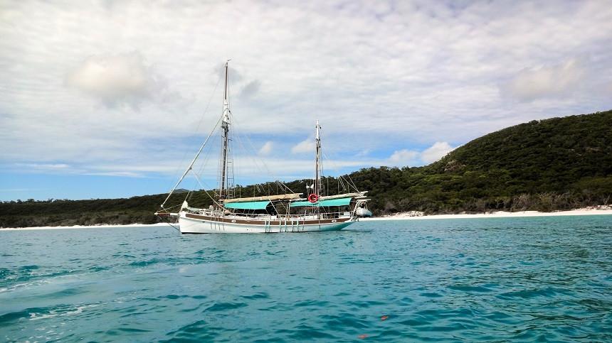 Ise Pearl - Whitsundays - Australien