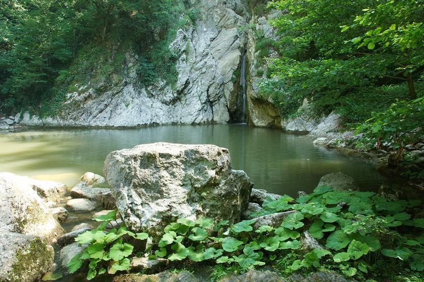 Agura Wasserfälle  - Sotschi