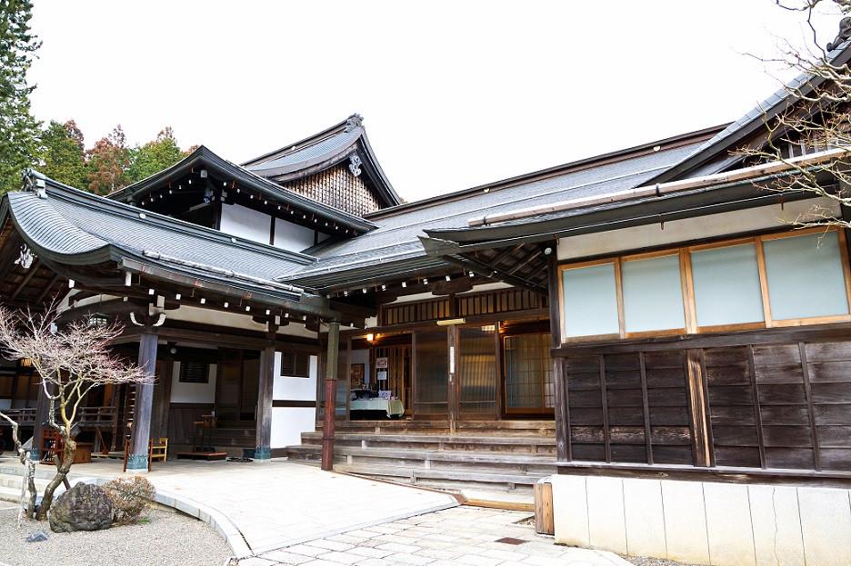 Ichijoin Tempel in Koya-San