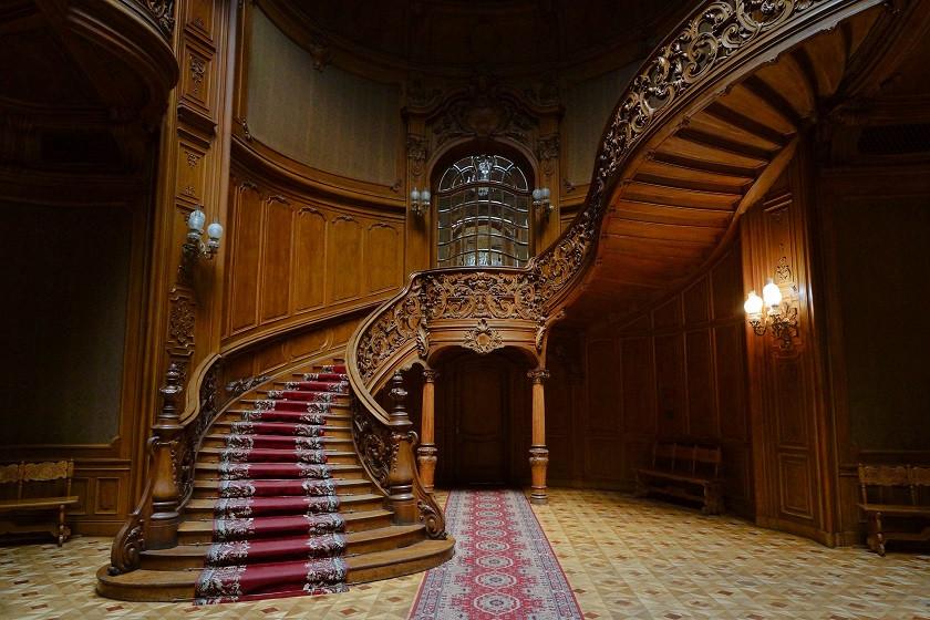 Haus der Wissenschaften - Lviv