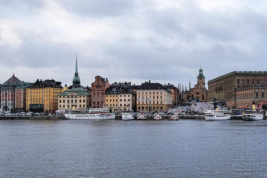 Kanaltour - Stockholm