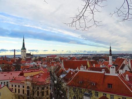 Tallinn: Die Perle des Baltikums im Dezember