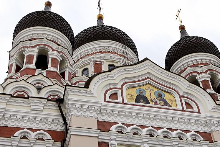 Alexander-Newski-Kathedrale - Tallinn