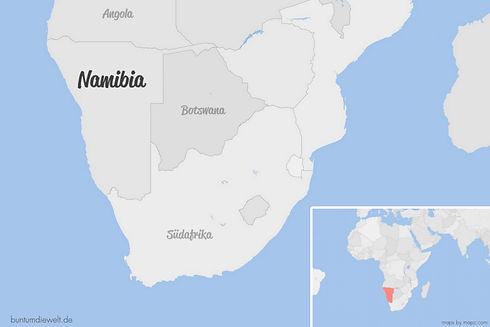 Namibia Landkarte Map.jpg