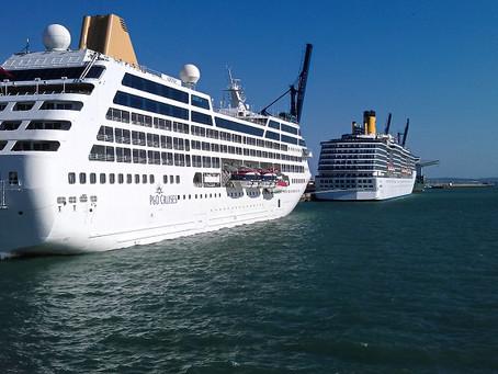 Leben und arbeiten auf einem Kreuzfahrtschiff