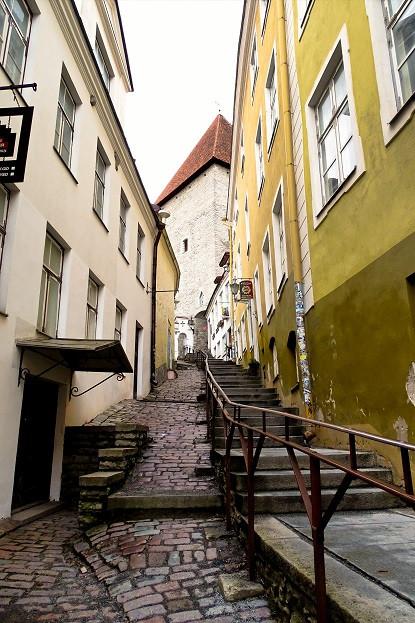 Tallinns alte Gassen