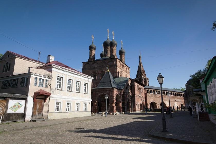 Maria Himmelfahrt Kirche zu Krutizky - Moskau
