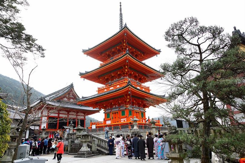 Pagode - Kyoto