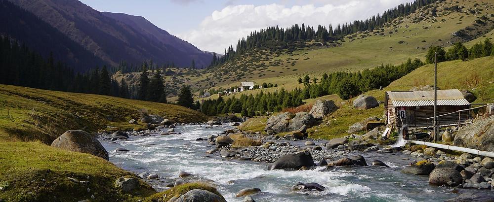 Altyn Arashan Tal