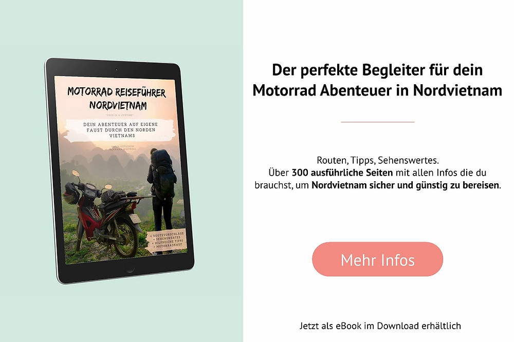 Vietnam Reisefuehrer Motorrad Angebot