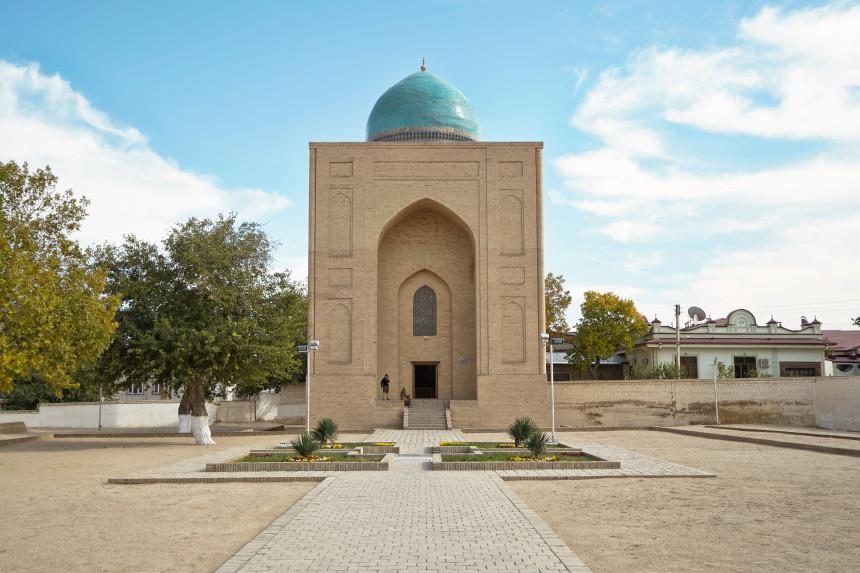 Bibi Khanym Mausoleum von außen