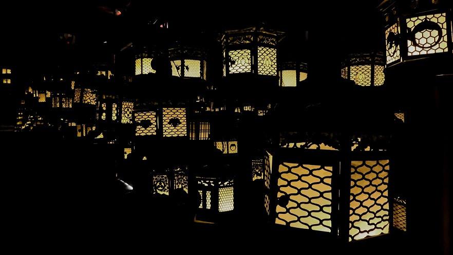 Laternen - Nara