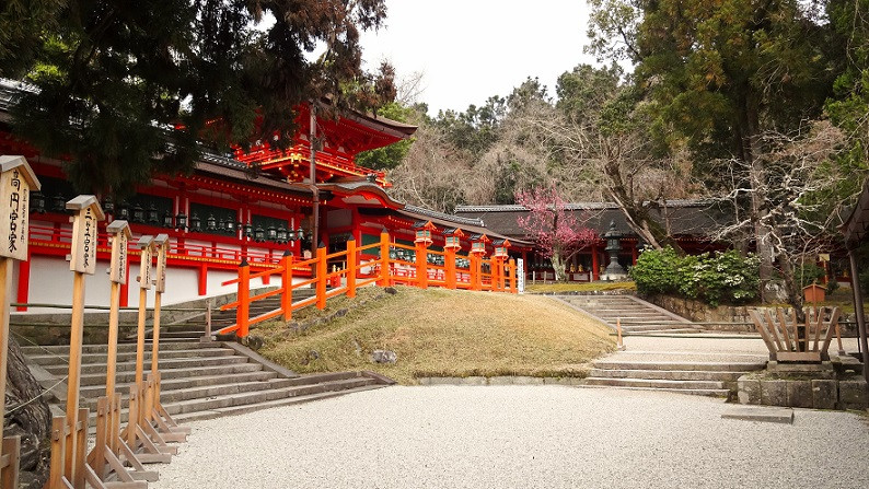 Kasuga Taisha Schrein - Nara