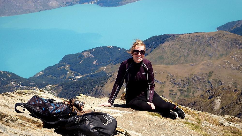 Kati Gipfelfoto
