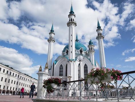 Kasan Sehenswürdigkeiten: Reisetipps zur Hauptstadt Tartastans