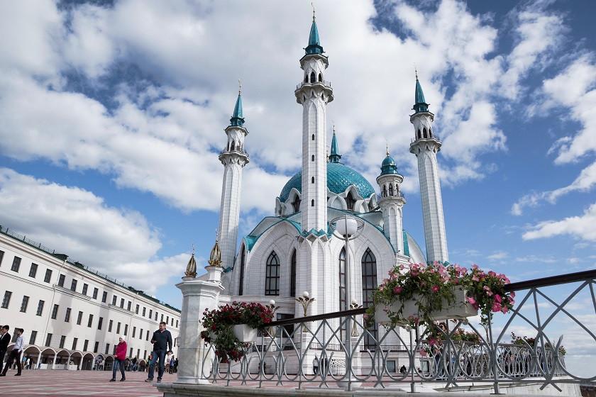 Kul-Sharif-Moschee - Kasan