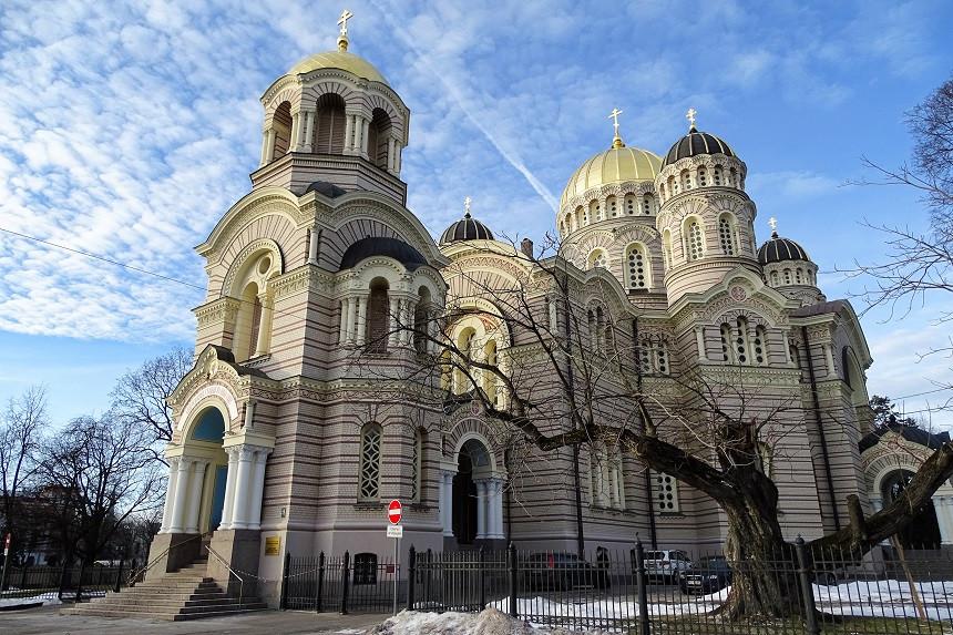 Christuskirche - Riga