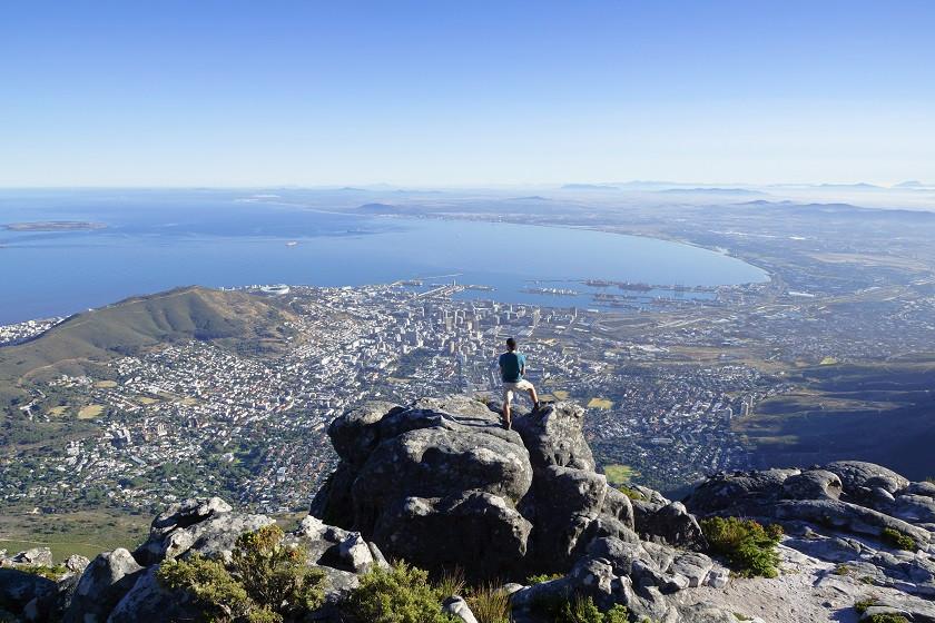 Tafelberg - Kapstadt