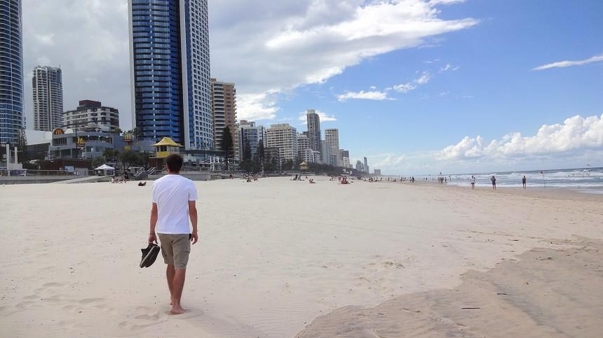 Strand Sunshine Coast