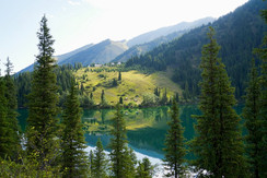 Kasachstan Reisekosten - Kolsay See