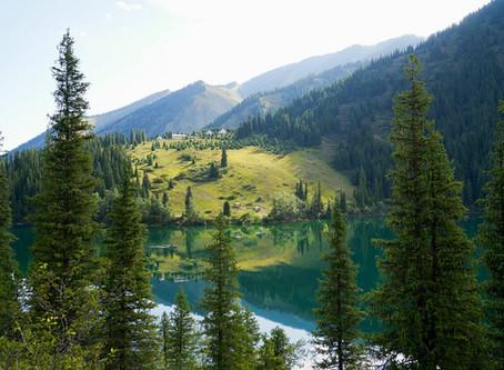 Kolsai und Kaindy See: Die schönsten Gebirgsseen im Südosten Kasachstans