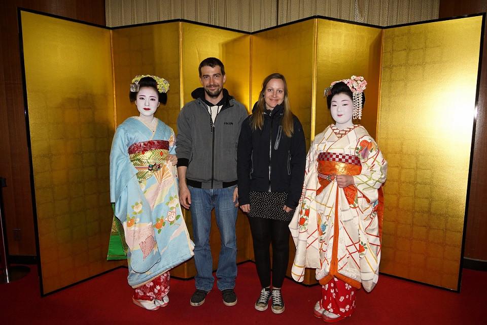 Maikos in Gion - Kyoto