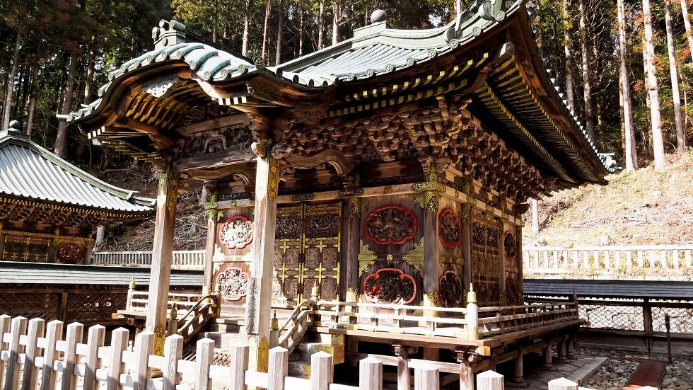 Tokugawa Mausoleum - Koya-San