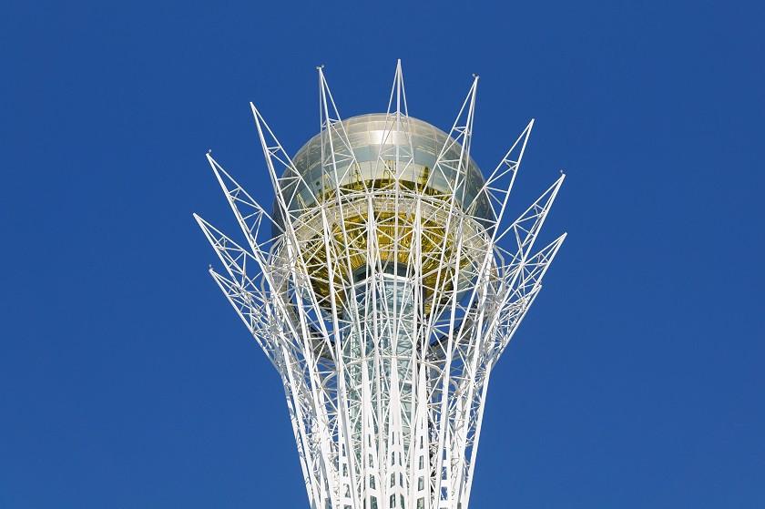Bajterek Turm in Astana