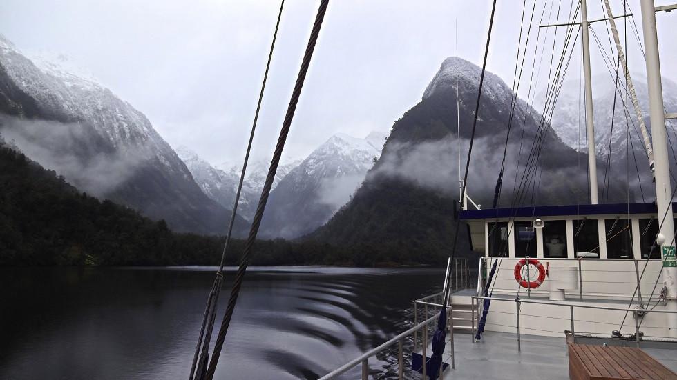 Doubtful Sound vom Schiff