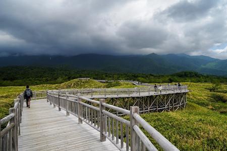 Naturpfad zu den Shiretoko 5 Lakes