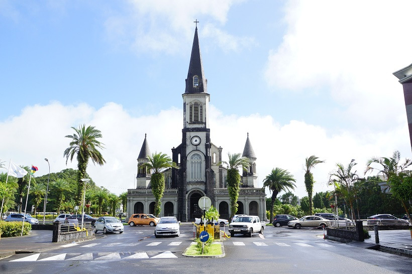 Kirche in Curepipe - Mauritius