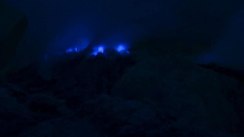 Blue Fire - Mount Ijen