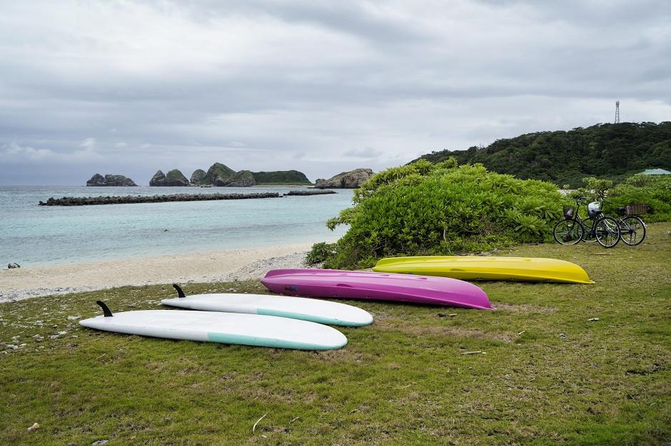 Island Life auf Akajima