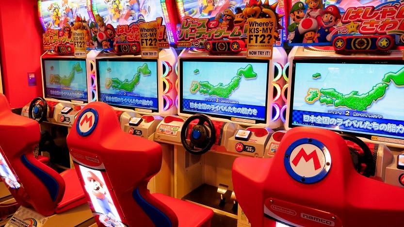 Super Mario - Osaka